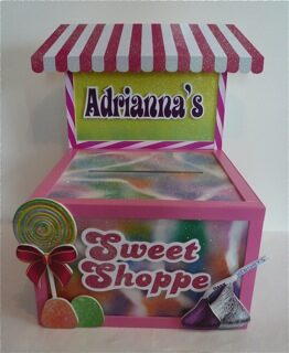 sweet shop gift box