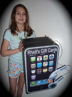iPhone gift cards
