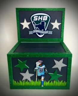 lacrosse gift card box