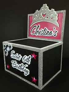 Birthday Gift Card Boxes