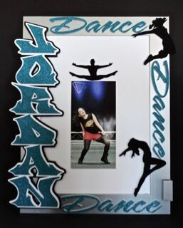 dance sign in board